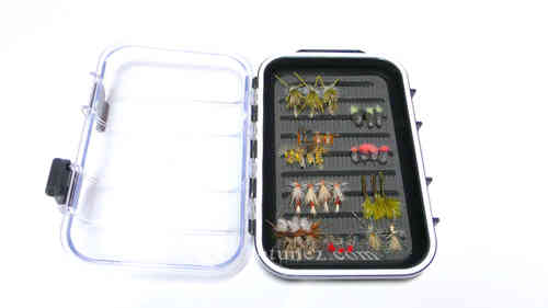 Waterproof Fly Box ATZ Slit Large