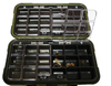 ATZ Extra Large Fly Box with 36 Compartments