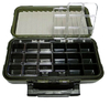 Waterproof Fly Box 18 compartments +Ripple