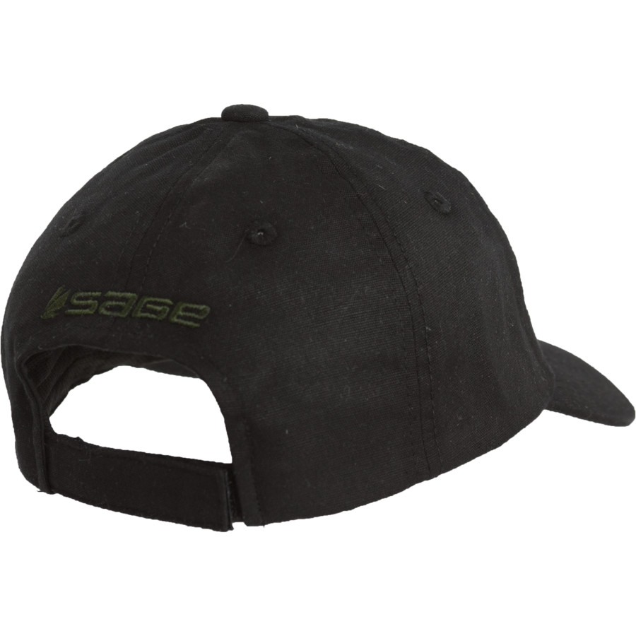 Sage fish oil cloth hat antunez for Sage fly fishing hat