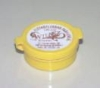 Fly line paste floatant