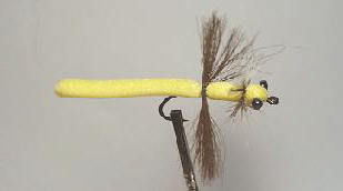 Damsel Yellow B84