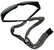 Adjustable Black Cotton Eyewear Cord