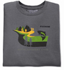 Camiseta Sage Jumping Fish