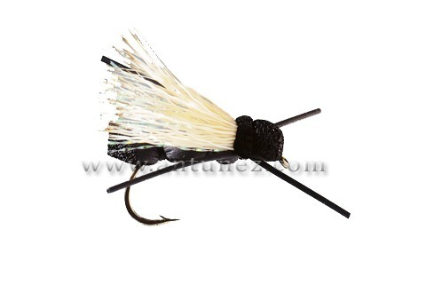 Blk Thread Improved Cicada - FF TE66