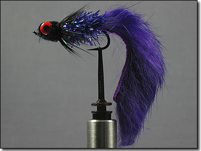 ST403 Leech Hot Shot Purple side