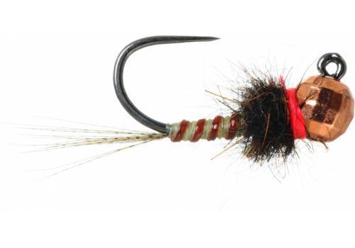 ATZ400BL Barbless Fly Hook - Antunez