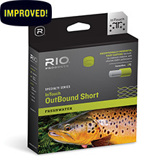 RIO Outbound Short InTouch Intermediate + Tip S3